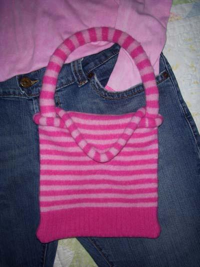 Sweaterpurse