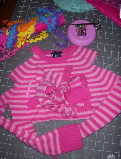 Sweatercut
