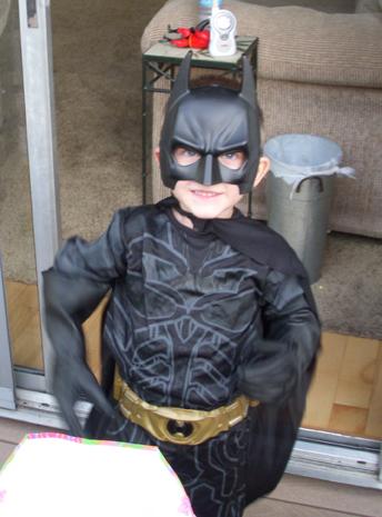 SH batman