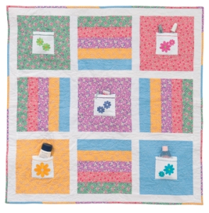 Baby Essentials Pocket Quilt