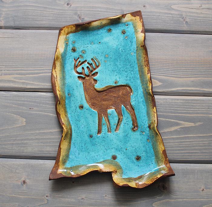 ceramic-deer